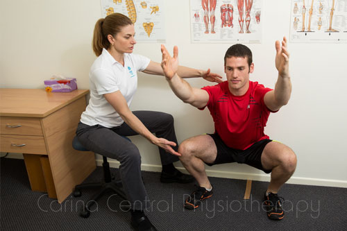 CROSSFIT Brisbane Physiotherapy
