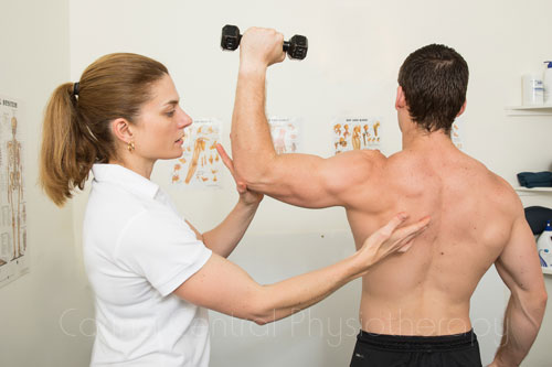 CROSSFIT - Treatment - Carina Central Physiotherapy Brisbane