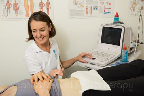 Ultrasound Treatment - Carina Central Physiotherapy Brisbane