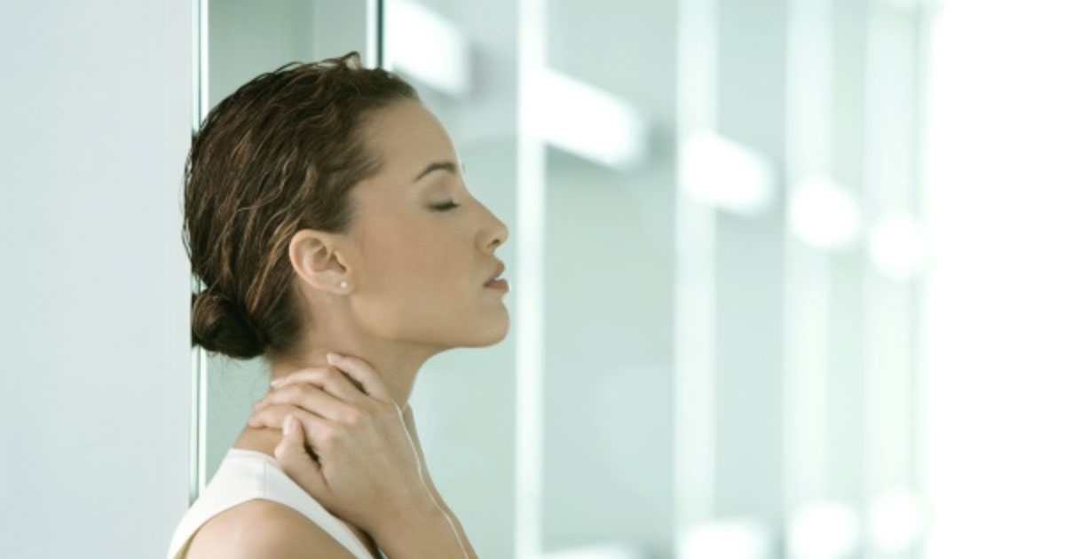 Neck Pain and the Shoulder Blade